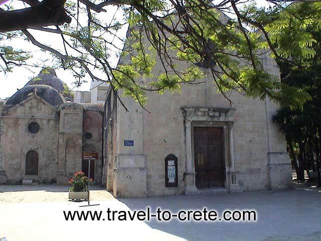AGIA AIKATERINI - Agia Aikaterini church