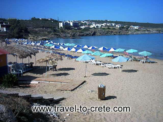 AKROTIRI STAVROS - Akrotiri Stavros beach