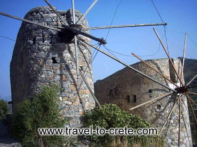 LASITHI WINDMILLS - Windmills in Provolos