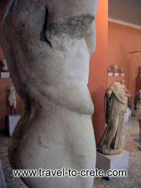 ARCHAEOLOGICAL MUSEUM OF HERAKLEION -