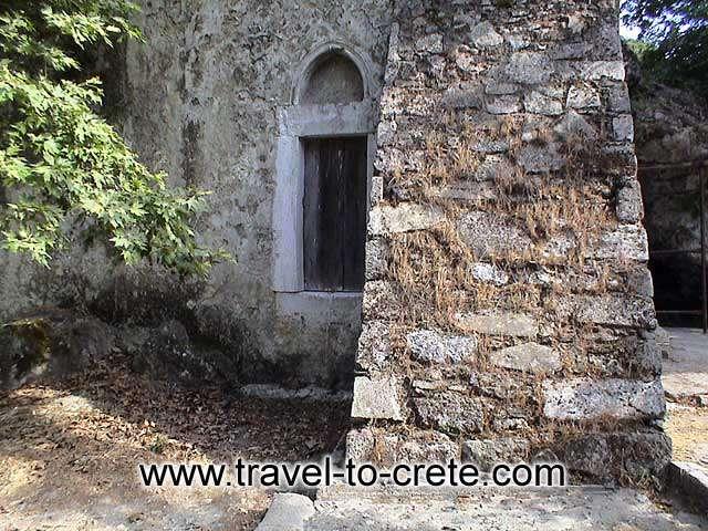 ASITIS - Agios Pavlos church