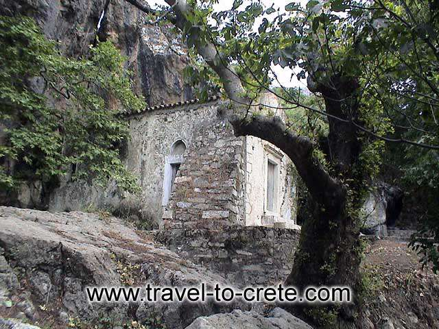 ASITIS - Agios Pavlos (Saint Paul) churh