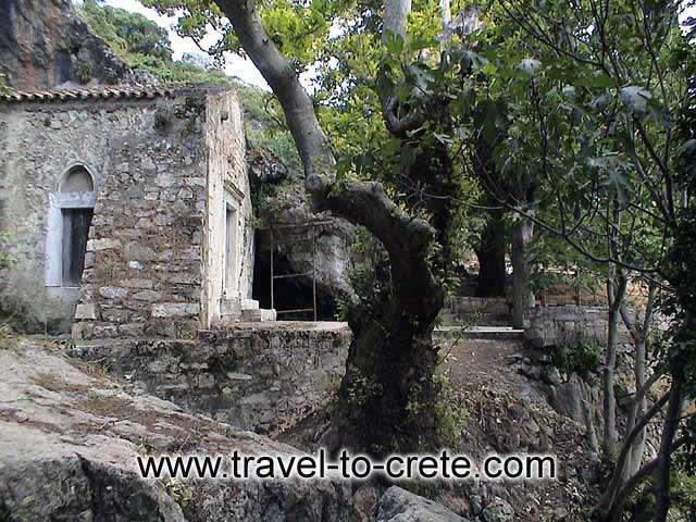 ASITIS - Agios Pavlos in Asitis village