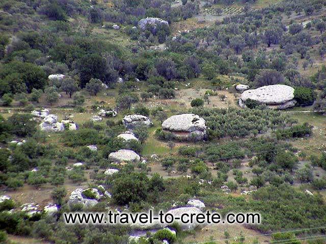 CRETE LAND -