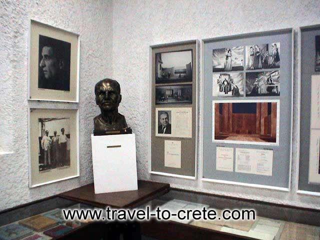 KAZANTZAKIS MUSEUM -