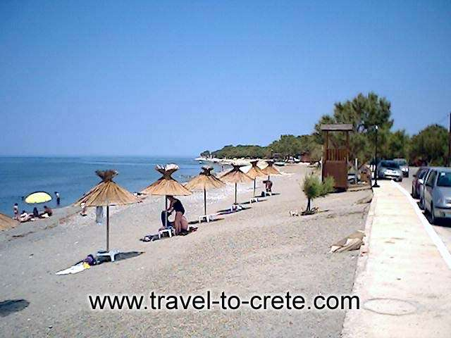 Tavronitis beach -