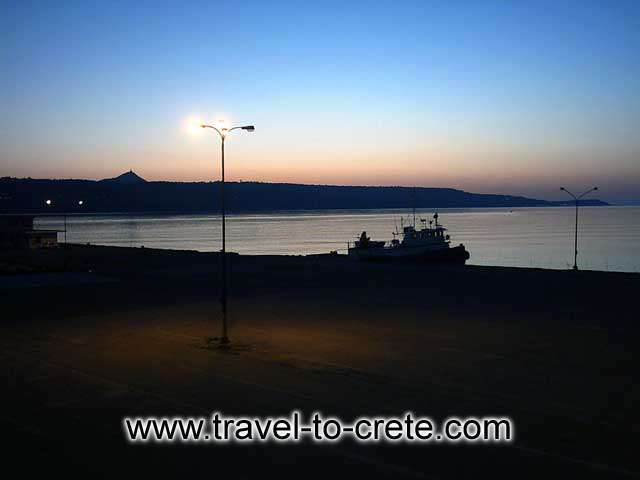 SOUDA - Souda (Chania port)