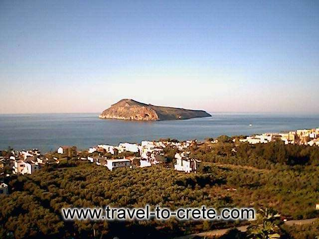 View from Ano Platanias -