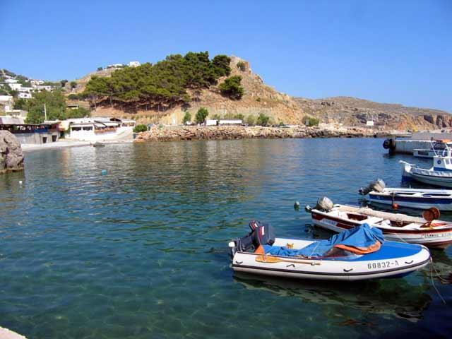 The little port -