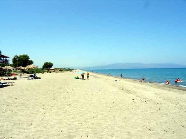 PLATANIAS  BEACH -