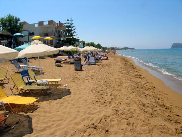 THE BEACH - View of the beach