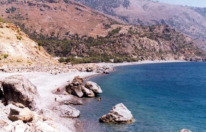 SOUGIA BEACH -