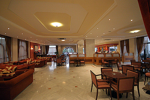 Mythos Palace Hotel swimming pool image CLICK TO ENLARGE