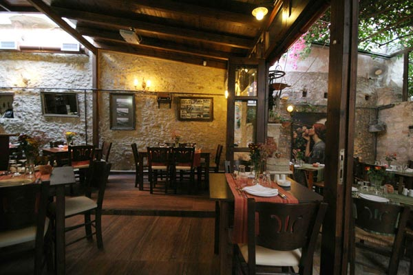 In the well restaurant the atmosphera and the food are fantastic CLICK TO ENLARGE
