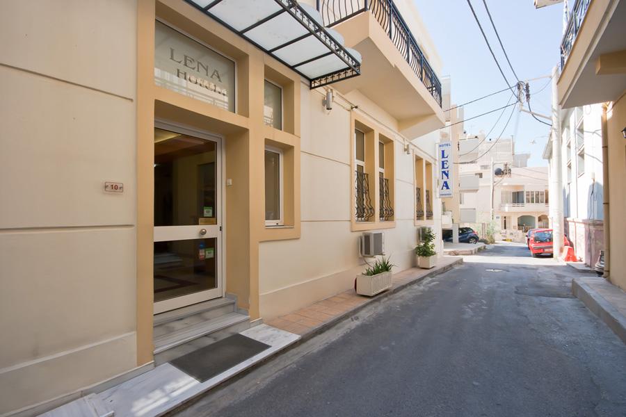 LENA HOTEL IN  10, Lahana Str. - Heraklion ( Iraklion)