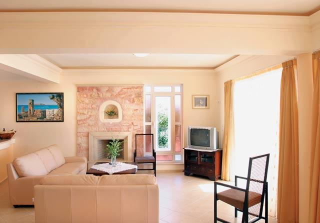Asimenia Villa CLICK TO ENLARGE