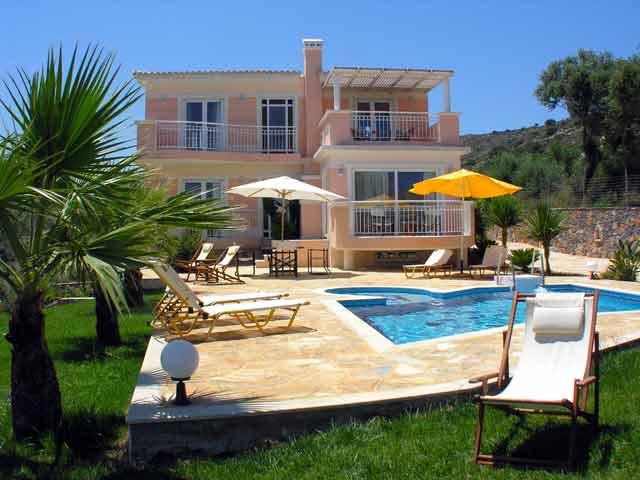 Villa Astro CLICK TO ENLARGE