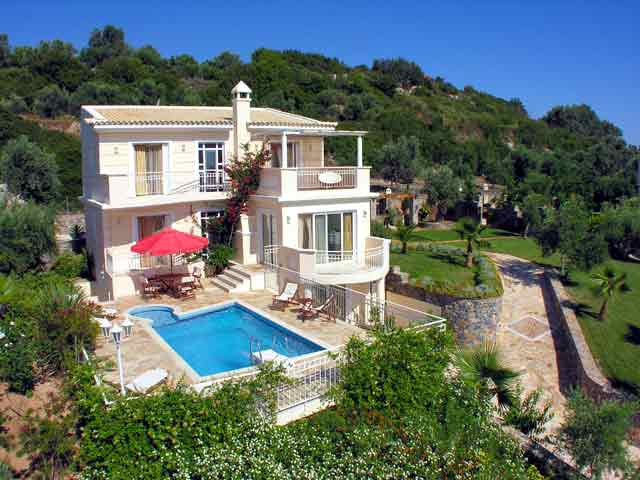 Villa Pelagos CLICK TO ENLARGE