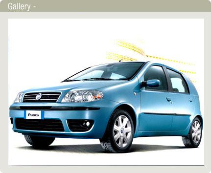 Fiat Panda - 1100cc - A/C - 5 Doors CLICK TO ENLARGE