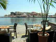 KINIMATOGRAFOS - MUSIC CAFE IN  OLD VENETIAN PORT OF CHANIA