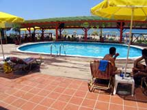 ROSE CAFE BEACH BAR IN  Adelianos Kampos - RETHYMNO