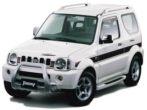 Suzuki Jimny CLICK TO ENLARGE