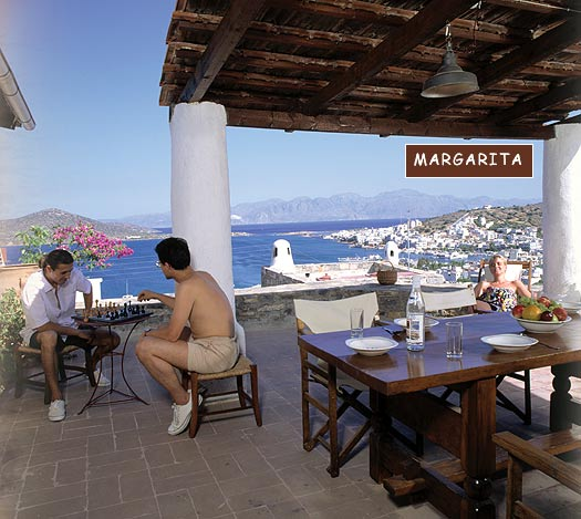 Margarita Villa of the traditional Homes of Crete CLICK TO ENLARGE