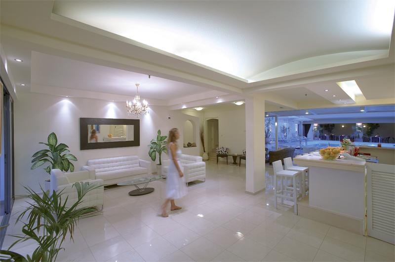 The studio of La Stella Hotel CLICK TO ENLARGE