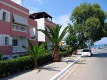 VILLA NAIAS APARTMENTS  HOTELS IN  Daskalogianni str - Chrissi Akti - Hania