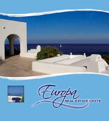 EUROPA REAL ESTATE CRETE IN  68, Daskalogianni Str. - Chania