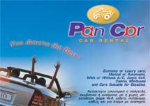 PAN CAR IN  51, Apokoronou - Hania