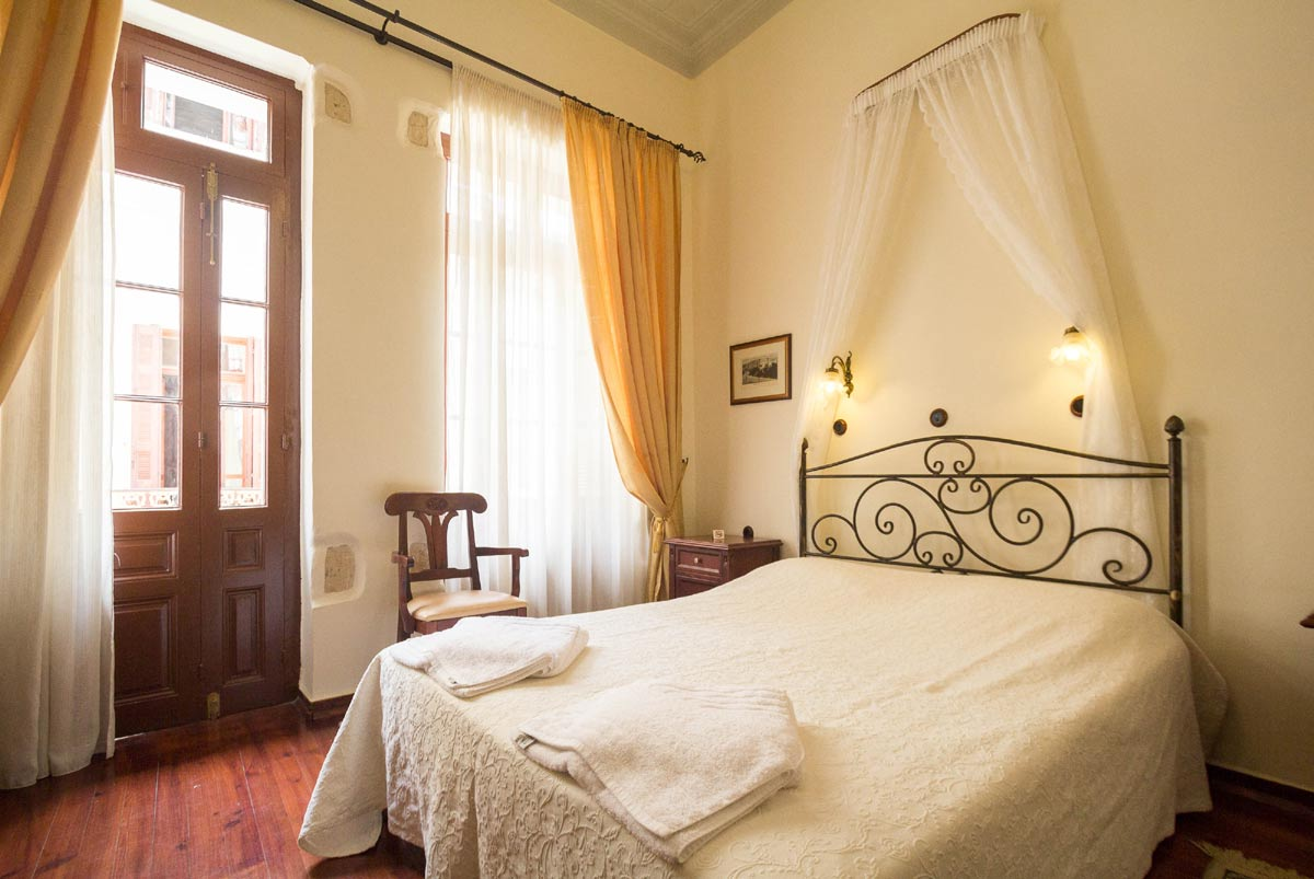 The maisonette of Vilelmine Hotel CLICK TO ENLARGE
