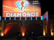 DIAMONDS  PRIVATE NIGHT CLUB IN  Kato Stalos - HANIA