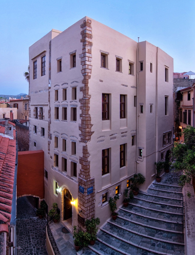 PORTO DEL COLOMBO  HOTELS IN  Theofanous & Moshon Str. - Old Town