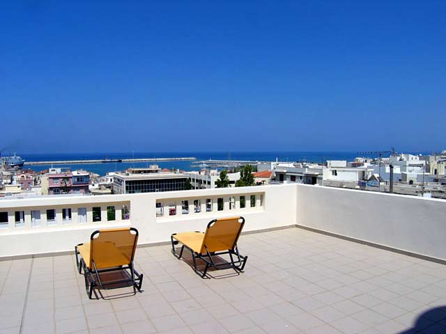 From the terrace of Olympic Hotel you can enjoy the wonderful view CLICK TO ENLARGE