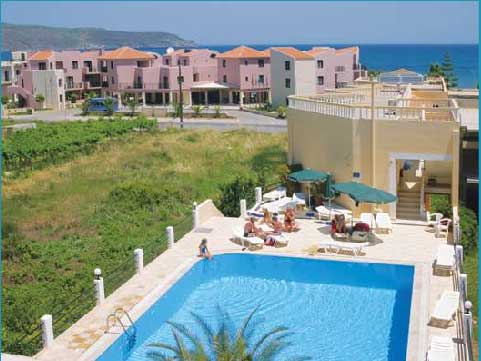 IOLIDA STUDIOS APARTMENTS IN  Agia Marina,