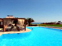 ERMIONI BEACH HOTEL IN  Kavros - Georgioupolis