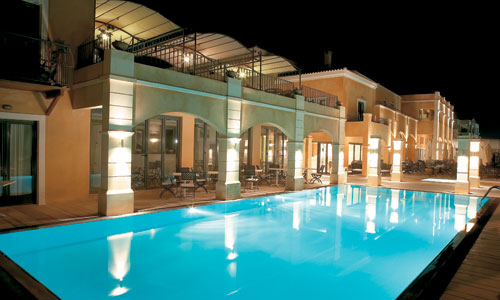 CLASSICAL PLAZA SPA SUITES  HOTELS IN  60, A. Velouchioti Ave.