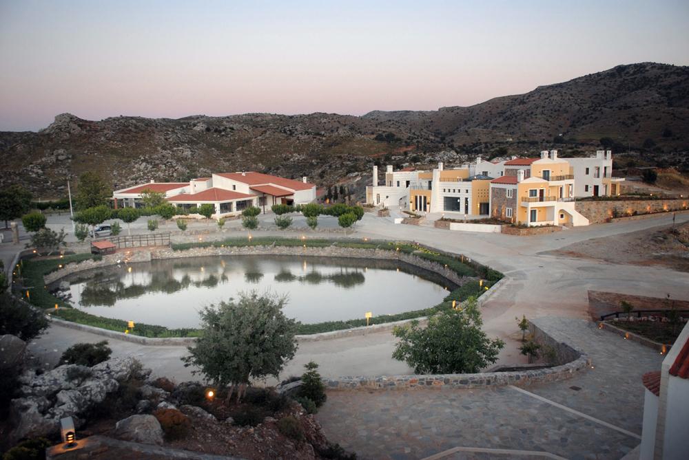 DELINA MOUNTAIN RESORT  HOTELS IN  Anogia Mylopotamou - Rethymnon