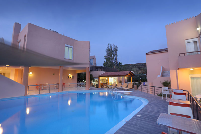 ELMAS DREAM APARTMENTS IN  Chrissi Akti - Chania