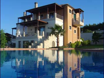 ATHINA LUXURY VILLAS IN  Xamoudochori - Maleme