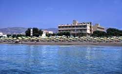 TYLISSOS BEACH HOTEL  HOTELS IN  City beachroad Ierapetra toSitia