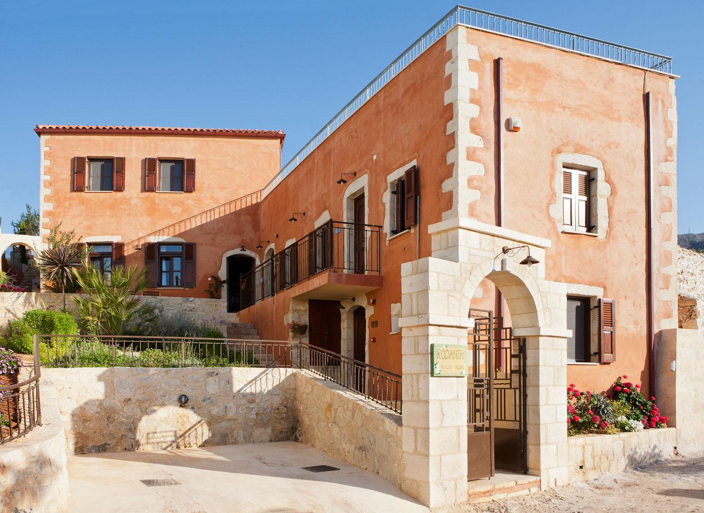 RODANTHI GUEST HOUSE IN  Kastellos Apokoronou - Kournas