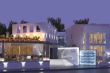 Omiros Boutique Hotel IN  Ionias str.  Misiria - Rethymno Town