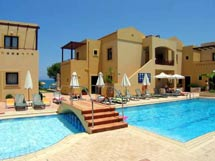 SILVER BEACH  HOTELS IN  Platanias - Gerani