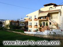 FAMILY APARTMENTS  HOTELS IN  Platanias