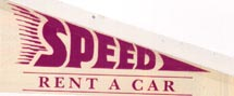 SPEED RENT A CAR IN  1866 Square Megaro Pantheon No 13 - Opposite the TAXI station - Center Chania