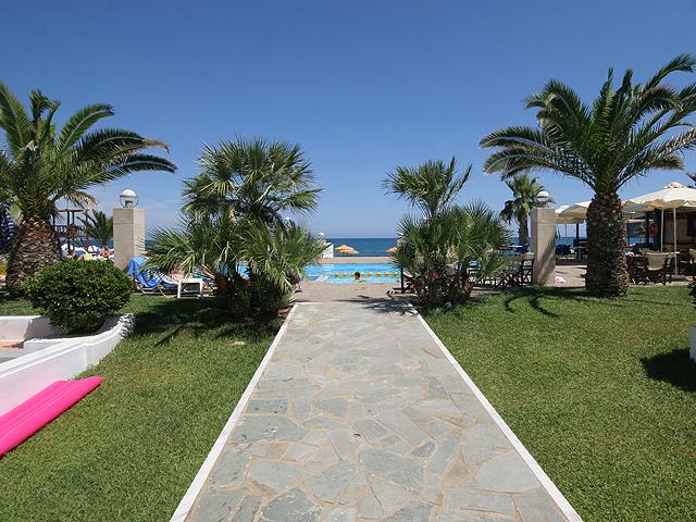 Marina sands beach Hotel - Agia Marina - Hania - Crete CLICK TO ENLARGE
