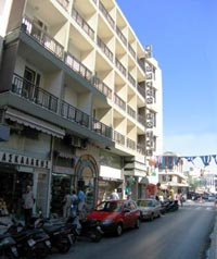 EL GRECO  HOTELS IN  4 , 1821 street -  Heraklion - Center