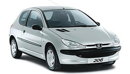 Peugeot 106 - 1200cc - A/C - 5 Doors CLICK TO ENLARGE